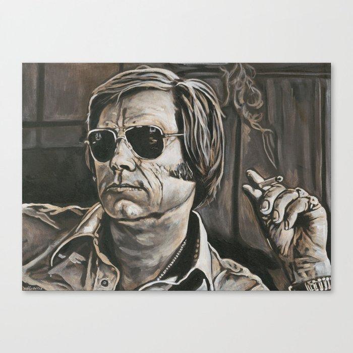 Jones Canvas Print