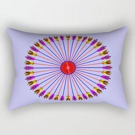 Arrows Design Rectangular Pillow