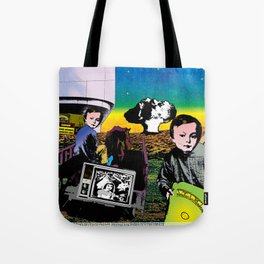 We build our belief Tote Bag
