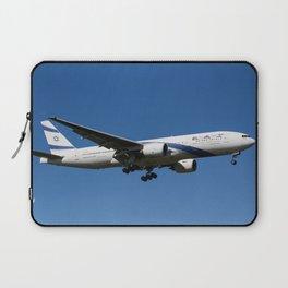 El Al Boeing 777 Laptop Sleeve