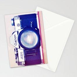 Retro Love  Stationery Cards