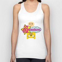 adventure Tank Tops featuring Adventure! by Silvio Ledbetter