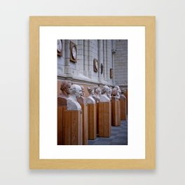 Bust a Move Framed Art Print