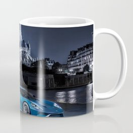 Exotic Ford GT Car Coffee Mug