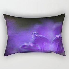 I dream in a purple Room Rectangular Pillow