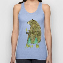 the forest keeper Unisex Tank Top