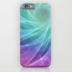 Whirlpool Diamond Computer Art iPhone 6s Slim Case