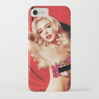 givenchy iPhone & iPod Cases featuring Lindsay Givenchy Venus by russianelf