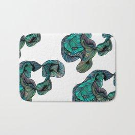 abstract digital 2.0 Bath Mat