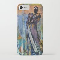 ninja iPhone & iPod Cases featuring Ninja by Michael Creese