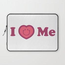 I Love Me Laptop Sleeve