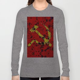 The Hammer and The Sickle Long Sleeve T-shirt