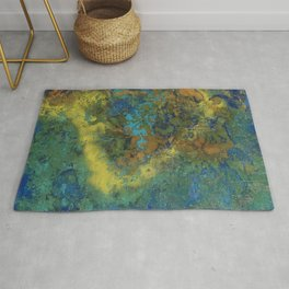 Algal Bloom Rug