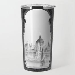 Looking Through. Travel Mug
