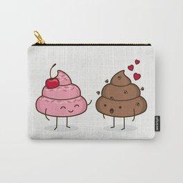 Love Sucks - Cute Doodles Carry-All Pouch