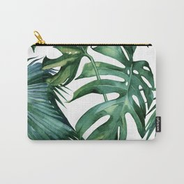 Simply Island Palm Leaves Carry-All Pouch