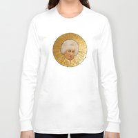 dorothy Long Sleeve T-shirts featuring Saint Dorothy by Carter Herrington