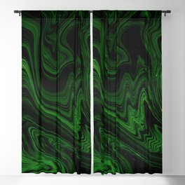 Melted Forest Blackout Curtain