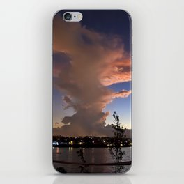 Pillar of Clouds iPhone Skin