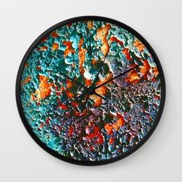 Weathered II Wall Clock
