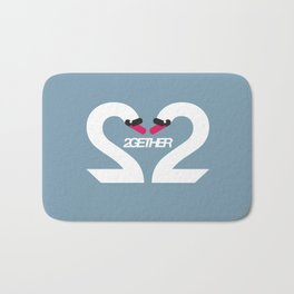 together Bath Mat