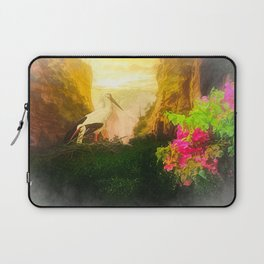 Hidden Nest Laptop Sleeve