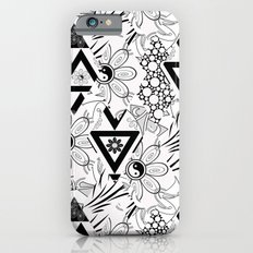 Abstract black and white pattern. Slim Case iPhone 6s