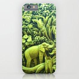Elephant Kingdom iPhone Case