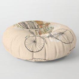 Pleasant Balance Floor Pillow