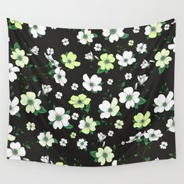 Lovable Flowers 12 Wall Tapestry