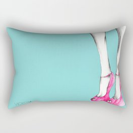 Giuseppe Zanotti Shoes Rectangular Pillow