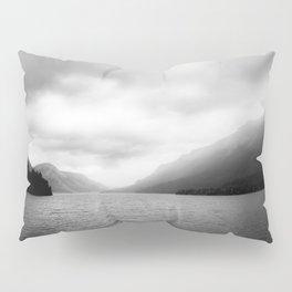Foggy Landscape Pillow Sham