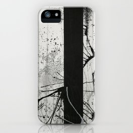 Memoir #6 iPhone Case