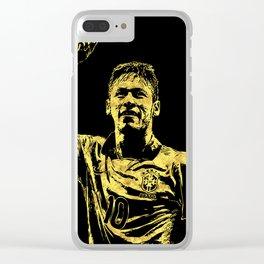 Ney Fan Art Clear iPhone Case