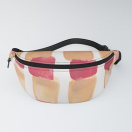 13  | 190321 Watercolour Abstract Painting Fanny Pack
