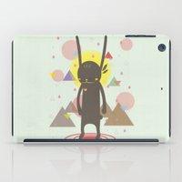 scott pilgrim iPad Cases featuring PILGRIM 순례자  by PAUL PiERROt