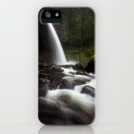 Ponytail Falls iPhone Case