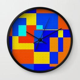 Avant 1/2 Wall Clock