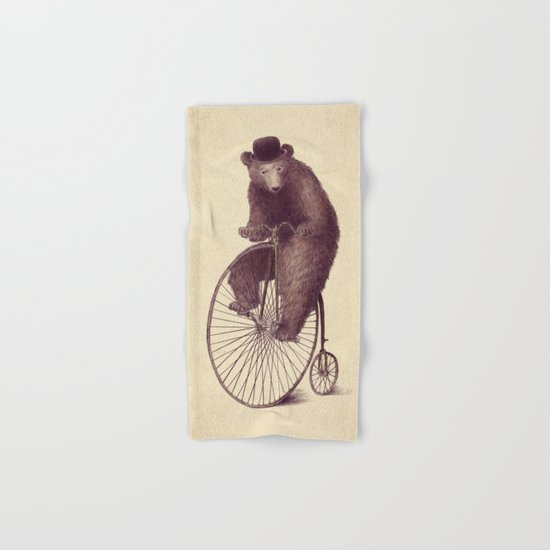 Morning Ride Hand & Bath Towel
