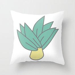 A Cute Little Pineapple Throw Pillow