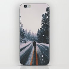 Winter Solitude iPhone & iPod Skin