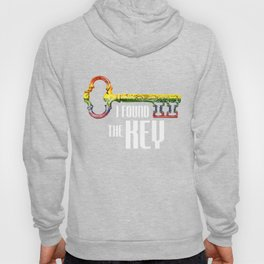 Couple Matching T-Shirt Found The Key Pride LGBT Shirts Hoody