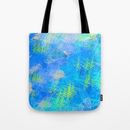 A state of calm Tote Bag