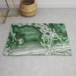 Green Agate #1 Rug