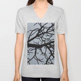Branching Out Unisex V-Neck
