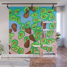 California Avocados Wall Mural