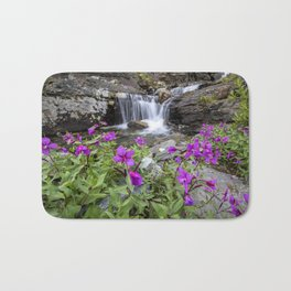 Secluded Waterfall Bath Mat