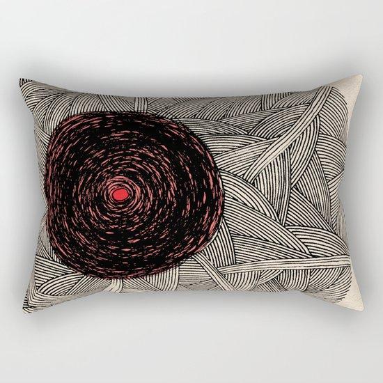 - the love - Rectangular Pillow