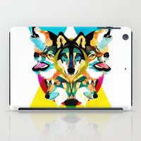 wolves iPad Cases featuring wolves by Alvaro Tapia Hidalgo