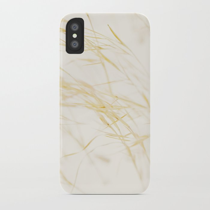 First Snow iPhone Case